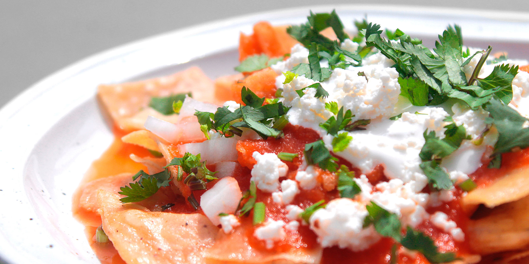 Must-try Chilaquiles in Mexico City
